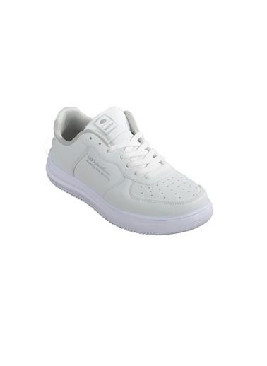 Bestof Bestof 042 Siyah Spor Ayakkabı Beyaz